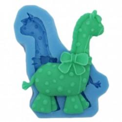 Designer Giraffe Silicone Soap Mold