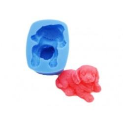 Designer Puppy Silicone Soap Mold