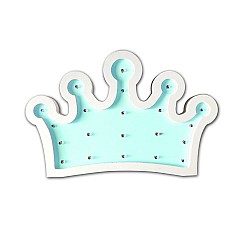 Wooden Marquee Lights - Crown