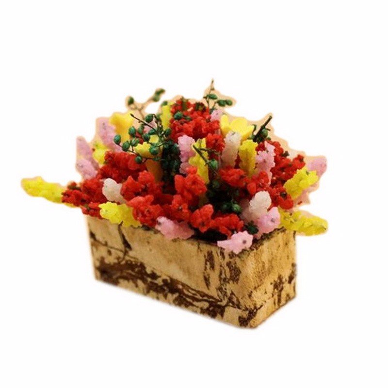 Buy Miniatures Flower Pot Online In India At Best Prices At Hndmd
