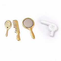 Miniatures - Hair Dryer Set
