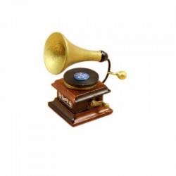 Miniatures - Gramaphone