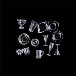 Miniatures - Kitchenware Utensils (12 pcs)