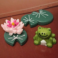 Miniatures - Frogs (3 pcs)