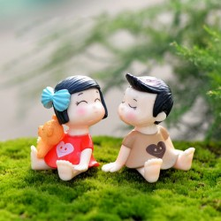 Miniatures - Boy and Girl (CAMINI-78)