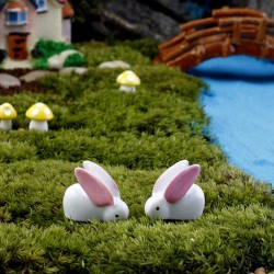 Miniatures - Baby Rabbits (2 pcs)