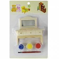 Miniatures - Furniture Kit - Dressing Table (FMWC01)
