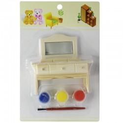 Miniatures - Furniture Kit - Dressing Table (FMWC01)