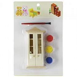 Miniatures - Furniture Kit - Cupboard (FMWC02)