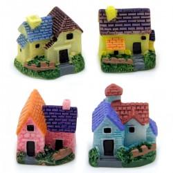 Miniatures - Houses (4 pcs) (HOME-4PS)