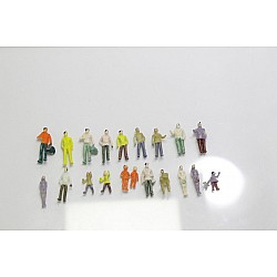 Miniatures - People (XCR-1.100) - 20 people