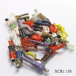 Miniatures - People (XCR-1.150) - 20 people