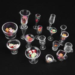 Miniatures - Kitchenware Utensils (Jars Set)