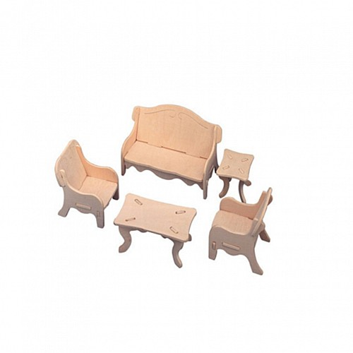 Furniture Kit - Living Room Furniture