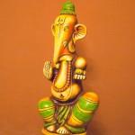 Ganesha idol - Long