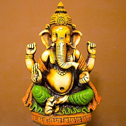 Ganesha idol - Large