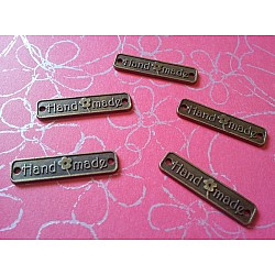 Handmade tag - pack of 5