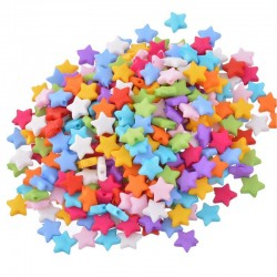 Connectors for Jewellery (Pack of 100) - Candy Stars
