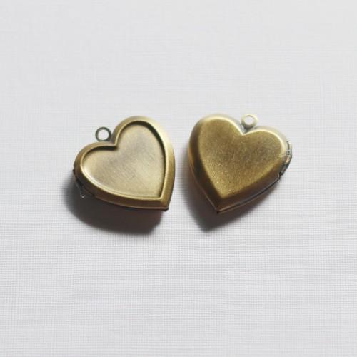 Photo Locket - Heart