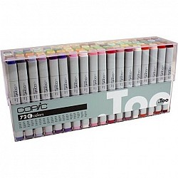 Copic Markers 72pc Set C