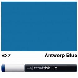Copic Various Inks Refill B-Series - Antwerp Blue  (B37)