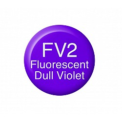 Copic Various Inks Refill - Fluorescent Dull Violet (FV2)