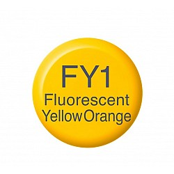 Copic Various Inks Refill - Fluorescent Yellow Orange (FY1)