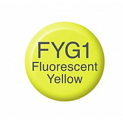 Copic Various Inks Refill - Fluorescent Yellow (FYG1)