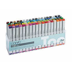 Copic Classic Markers 72pc Set A