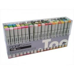 Copic Classic Markers 72pc Set C