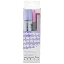 Copic Marker Doodle Pack, Purple