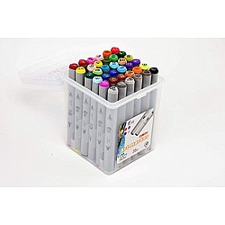Hakims Alcohol Markers Set of 36