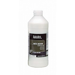 Liquitex Fluid Medium Matte Medium 946ML