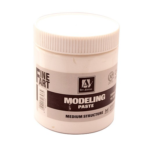 Art Nation Acrylic Modelling Paste (500 ml)