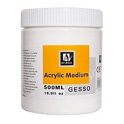 Art Nation Acrylic Gesso White (500 ml)