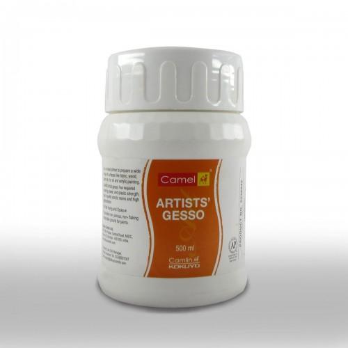 Camel Acrylic Gesso (500 ml)
