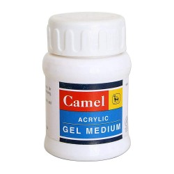 Camel Acrylic Gel Medium (100 ml)