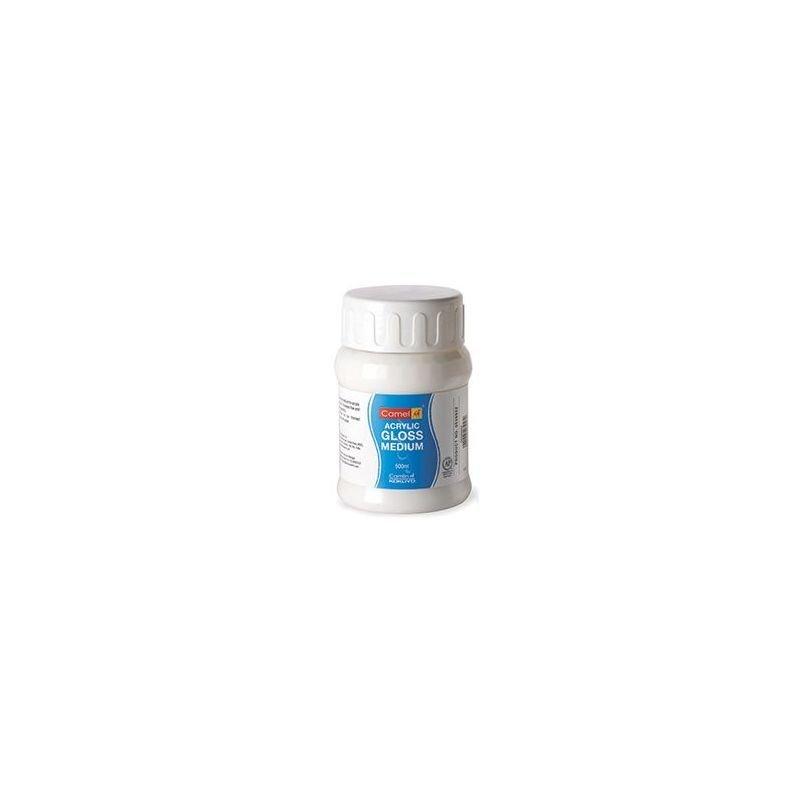 buy camel acrylic gloss medium 100 ml online in india at best