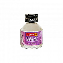 Camel Distilled Turpentine (60ml)