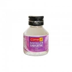 Camel Distilled Turpentine (60ml)