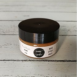 CrafTangles Moss Effect Texture Paste - Brown (60 ml)