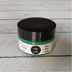 CrafTangles Moss Effect Texture Paste - Dark Green (60 ml)