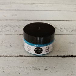 CrafTangles Patina Effect Texture Paste - Dark Blue (60 ml)