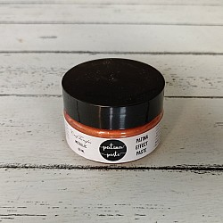 CrafTangles Patina Effect Texture Paste - Metallic (60 ml)