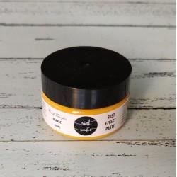 CrafTangles Rust Effect Texture Paste - Orange (60 ml)