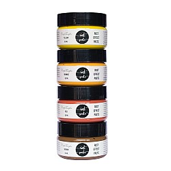CrafTangles Rust Effect Texture Paste (Set of 4)