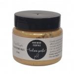 CrafTangles mixed media essentials - Texture Paste - Gold (120 ml)
