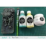CrafTangles Chalky Paint - Cool Jade (100 ml)