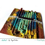 CrafTangles Patina Effect Texture Paste (Set of 4)