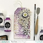 CrafTangles mixed media essentials - Acrylic Soft Gel - Gloss (Gel medium) (120 ml) (Photo Transfer)